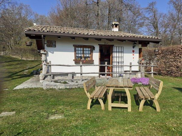 Foto estiva di presentazione Casa vacanze Baita Tana da l'Ors