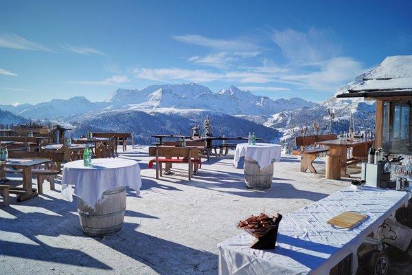Winter Präsentationsbild Piz Arlara - Hütte