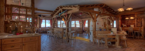 Il ristorante Corvara Ristorante Alpino Piz Arlara