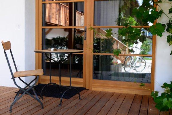 Foto del balcone Appartamenti Mitterhof 1544