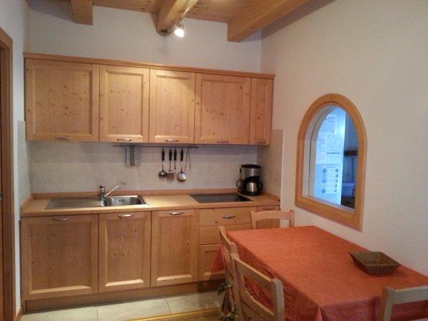 Foto della cucina Chalet Royal
