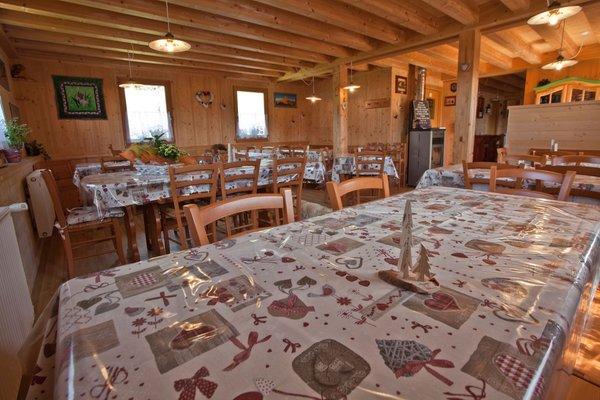 Il ristorante Malborghetto - Valbruna Gortani