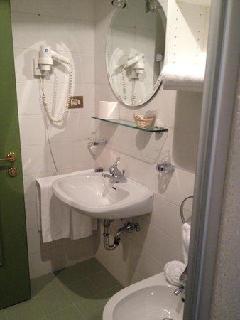 Foto del bagno Residence Sporthotel Astoria