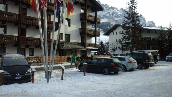 Foto invernale di presentazione Sporthotel Astoria - Residence 4 stelle