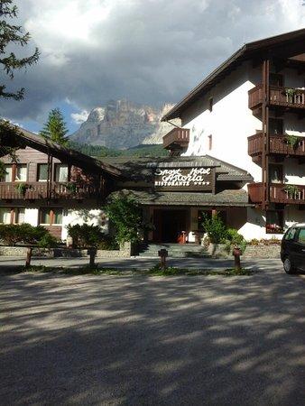 Foto estiva di presentazione Sporthotel Astoria - Residence 4 stelle