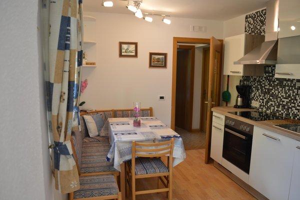 Foto della cucina Ciasa Andy