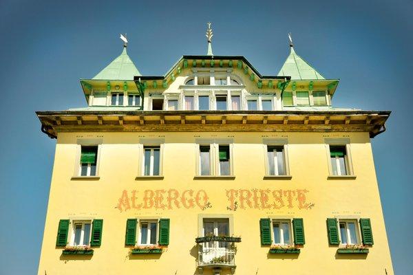 Foto esterno in estate Trieste