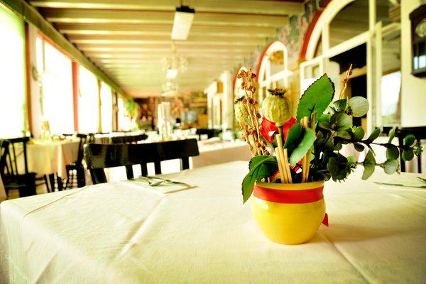 Il ristorante Lorenzago di Cadore (Centro Cadore) Trieste