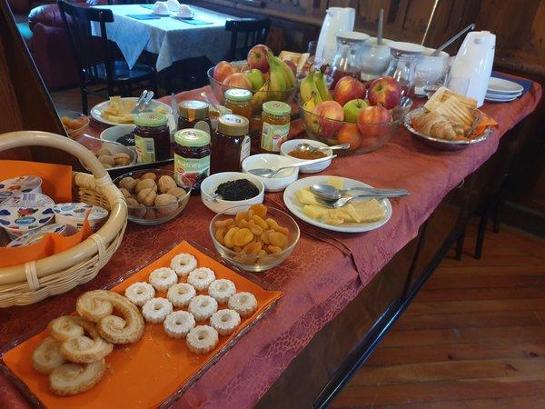 La colazione Albergo Trieste