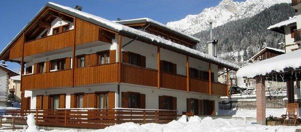Foto invernale di presentazione Al Lago - Residence