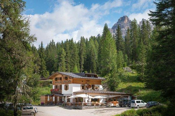 Sommer Präsentationsbild Camping Alla Baita