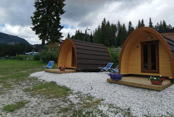 Foto der Ferienwohnung Camping Alla Baita