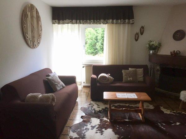 La zona giorno Appartamento Casa Palumba