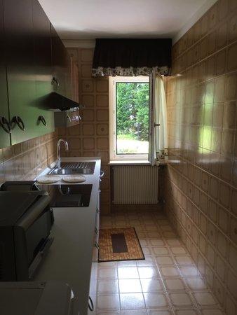 Foto della cucina Casa Palumba
