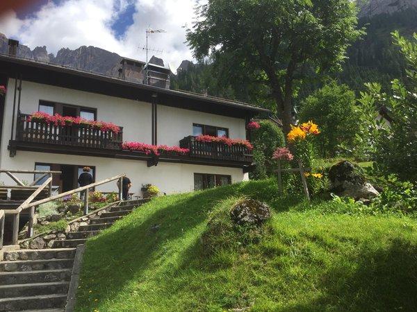 Foto esterno in estate Casa Palumba