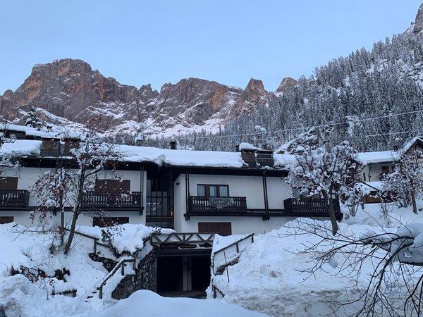 Foto invernale di presentazione Appartamento Casa Palumba