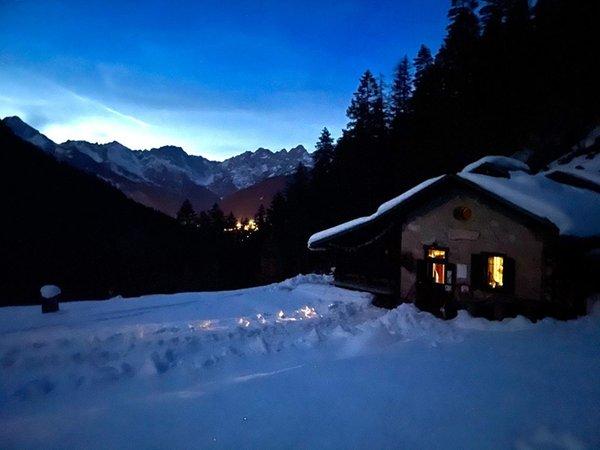 Foto Außenansicht im Winter Cercenà