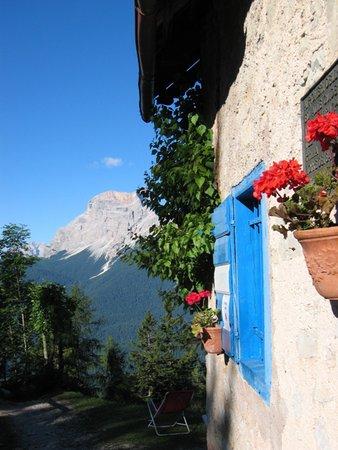Foto esterno in estate San Marco