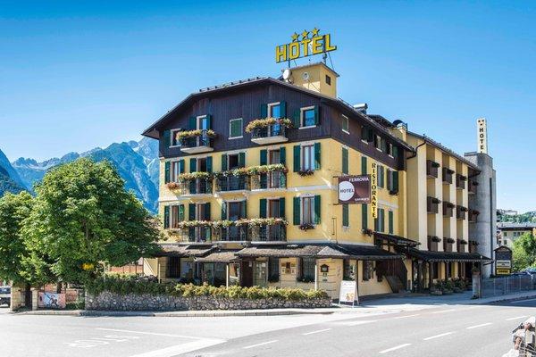 Sommer Präsentationsbild Ferrovia - Hotel 3 Sterne