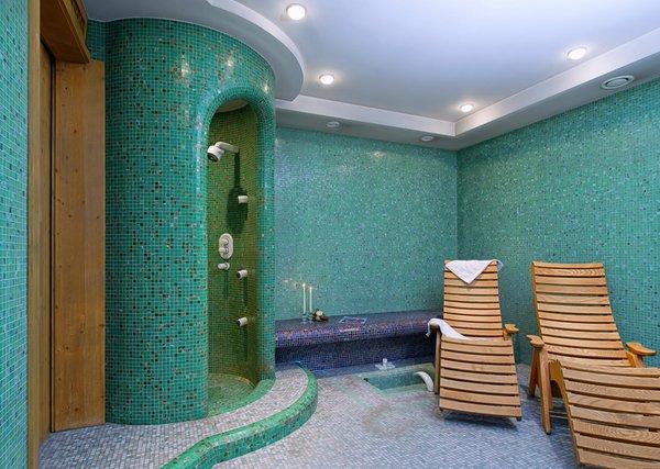 Foto vom Wellness-Bereich Hotel Ferrovia