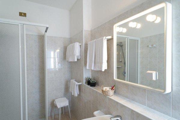 Foto del bagno Hotel Giardino