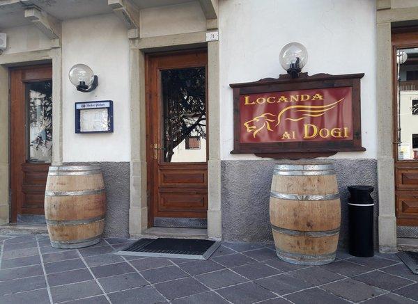 Foto estiva di presentazione Hotel Locanda Ai Dogi