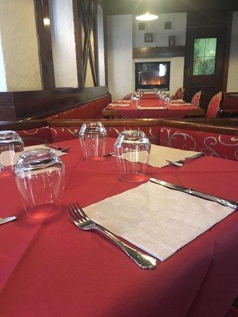 Il ristorante Pieve di Cadore (Centro Cadore) Locanda Ai Dogi