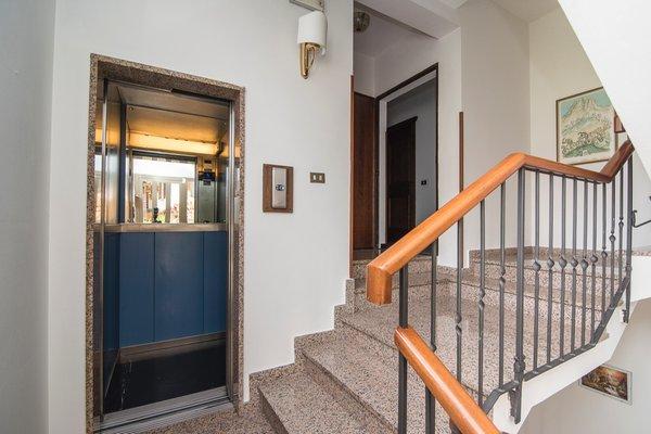 Die Gemeinschaftsräume Hotel Locanda Ai Dogi