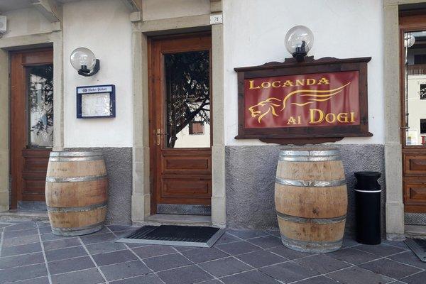 Sommer Präsentationsbild Restaurant Locanda Ai Dogi