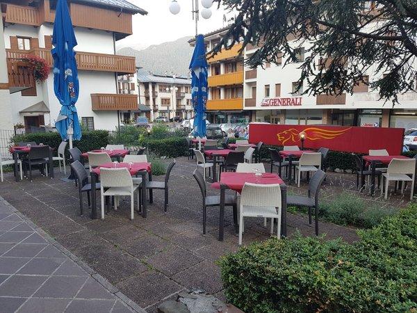 Foto vom Garten Pieve di Cadore (Centro Cadore)