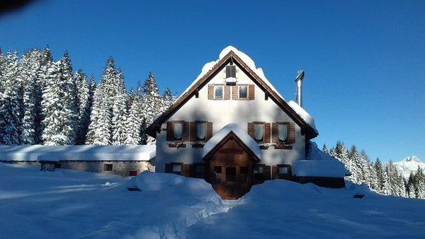 Winter Präsentationsbild Alm Ciauta