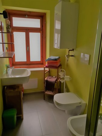 Photo of the bathroom Cadore Apartments