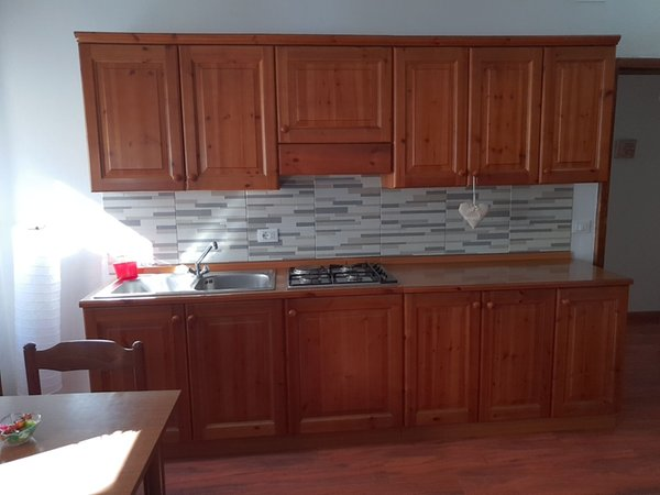 Photo of the kitchen Cadore Apartments