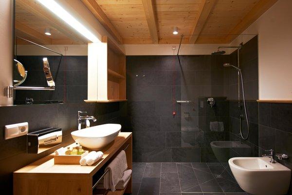 Foto del bagno Residence Zin Senfter