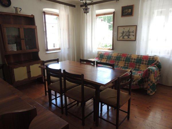 Der Wohnraum De Donà Maddalena - Ferienwohnung