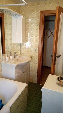 Foto del bagno Appartamenti Roma Silvana