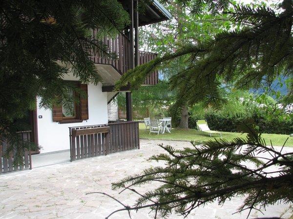 Sommer Präsentationsbild Ferienwohnung Villa il Larice