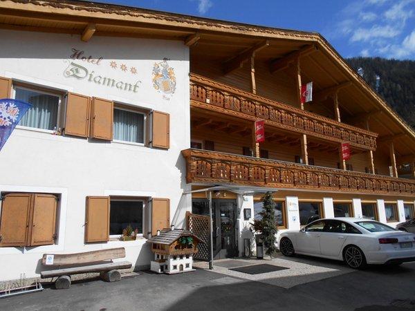 Foto estiva di presentazione Hotel Diamant