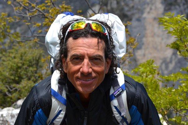 Foto di presentazione Alberto Callovini - Accompagnatore di media montagna