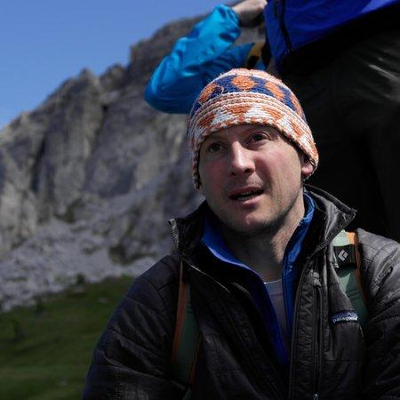 Foto di presentazione Accompagnatore di media montagna Edi Pompanin