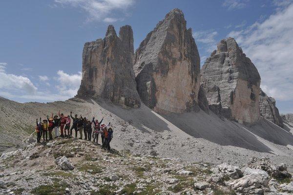 Foto di presentazione Accompagnatore di media montagna Anna Vecellio del Monego
