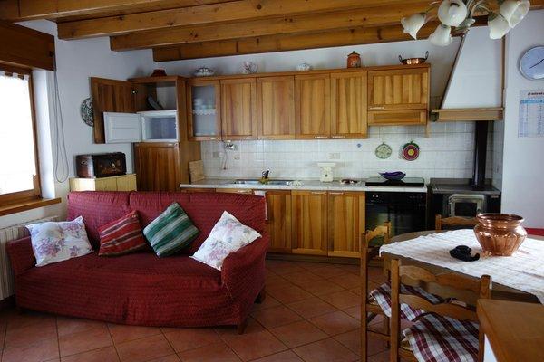 Foto della cucina Ai mulini