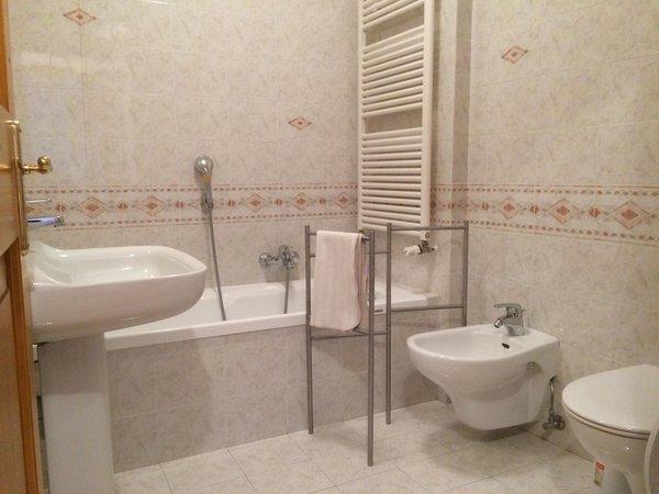 Foto del bagno Appartamento Ai mulini