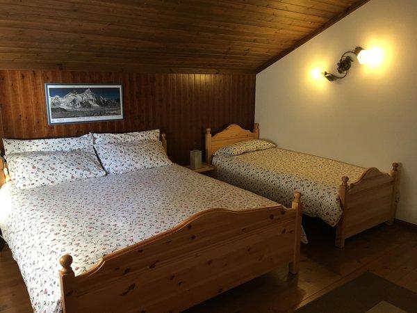 Foto vom Zimmer Ferienwohnungen Orizzonti Montani