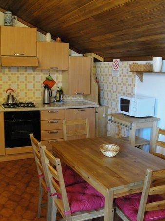 Foto der Küche Orizzonti Montani