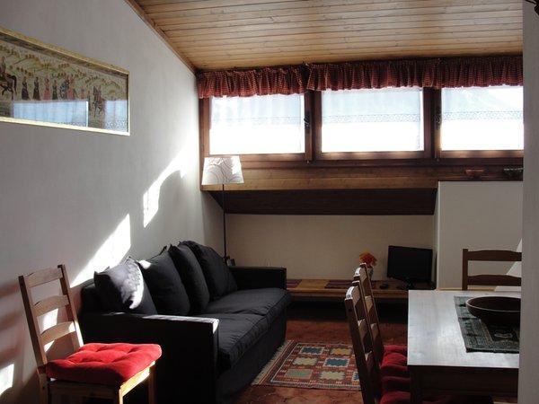 Der Wohnraum Orizzonti Montani - Ferienwohnungen