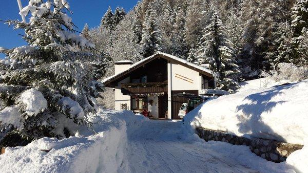 Winter Präsentationsbild Orizzonti Montani - Ferienwohnungen