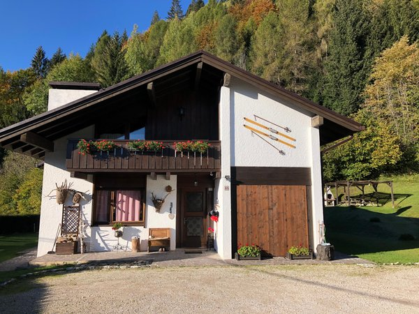 Foto estiva di presentazione Appartamenti Orizzonti Montani