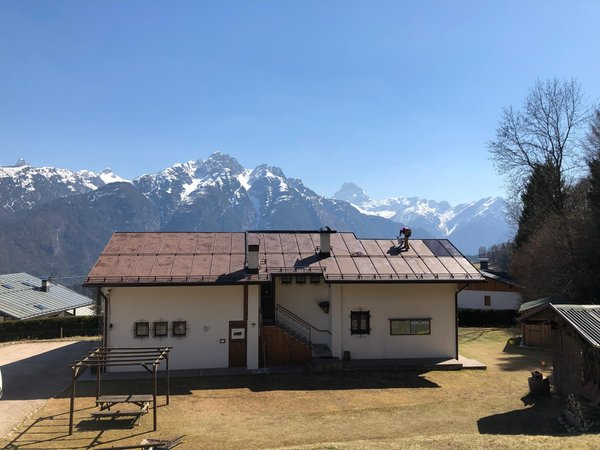 Foto esterno in estate Orizzonti Montani