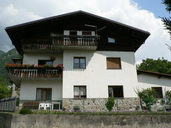 Foto estiva di presentazione Appartamento Del Favero Bernardo